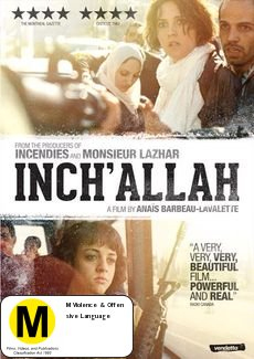 Inch'Allah on DVD