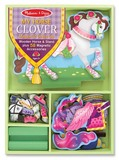 Melissa & Doug: My Horse Clover Magnetic Dress Up Set