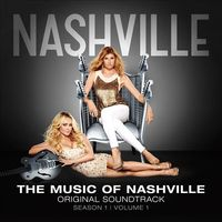 The Music Of Nashville: Original Soundtrack by Nashville Cast