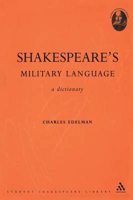 Shakespeare's Military Language by Charles Edelman image