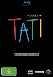 Jacques Tati: The Restored Collection on Blu-ray