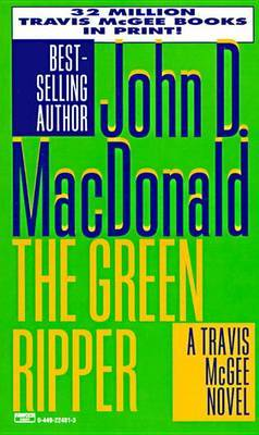 Green Ripper by John D MacDonald image