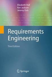 Requirements Engineering by Elizabeth Hull