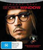 Secret Window on Blu-ray
