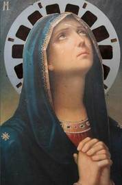 Mary by Moan Lisa