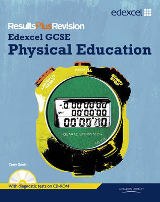 GCSE Physical Education Student Book Plus CD-ROM by Tony Scott image