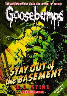 Stay Out of the Basement by R.L. Stine image
