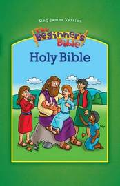 The King James Version Beginner's Bible, Holy Bible by Zondervan image