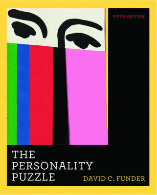 The Personality Puzzle by David C Funder