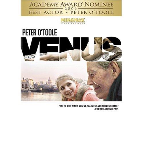 Venus on DVD image