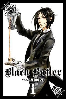 Black Butler: v. 1 by Yana Toboso