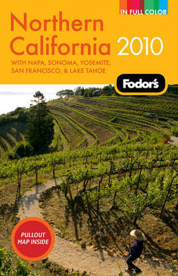 Fodor's Northern California 2010 by Fodor Travel Publications image