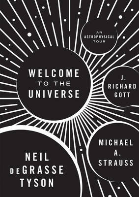 Welcome to the Universe by Neil deGrasse Tyson