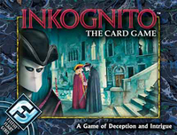 Inkognito - The Card Game image