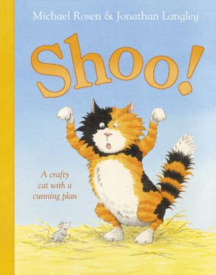 Shoo! by Michael Rosen image
