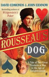 Rousseau's Dog by David Edmonds image