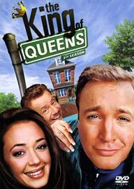 King Of Queens, The - 3rd Season (4 Disc Set) on DVD image