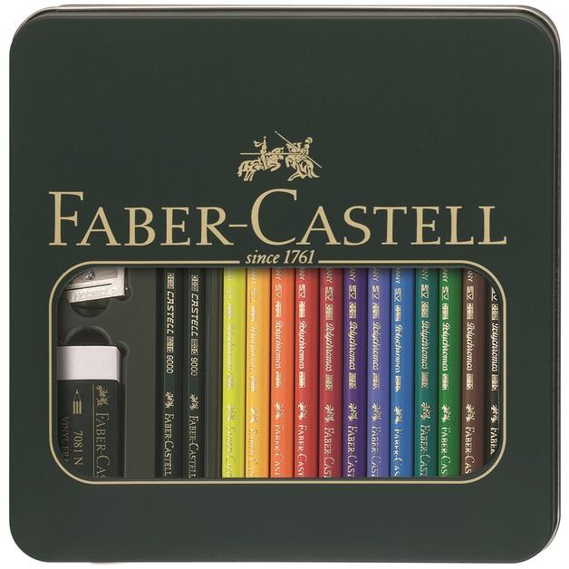 Faber-Castell: Polychromos Mixed Media Set