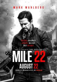 Mile 22 on DVD