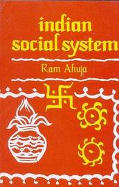 Indian Social System by Ram Ahuja image