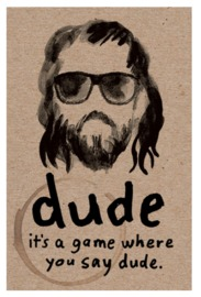 dude - Card Game image