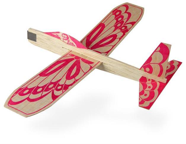 Guillow's: Sunny Glider - Balsa Plane