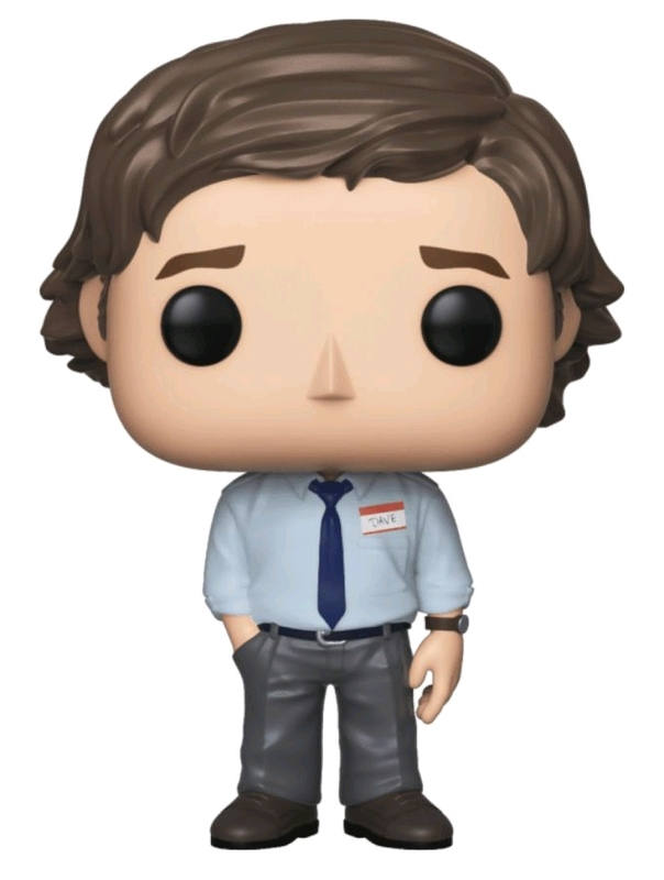 The Office - Jim Halpert Pop! Vinyl Figure (with a chance for a Chase version!)