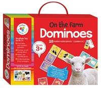 Hinkler: On the Farm - Dominoes
