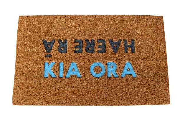 Moana Road: Doormat - Kia Ora, Haere Ra