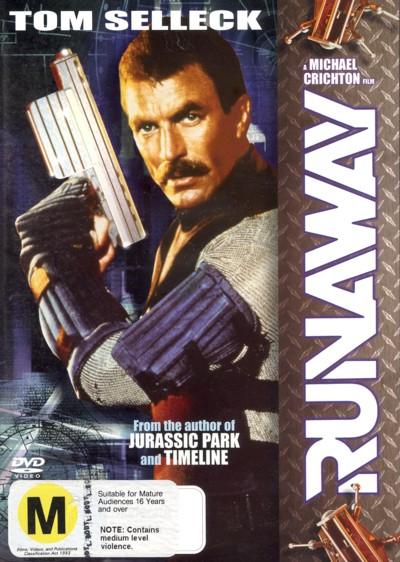 Runaway on DVD image