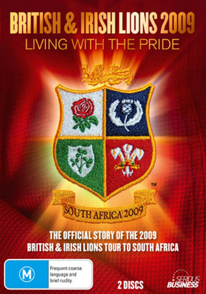 British & Irish Lions 2009: Living with the Pride on DVD image