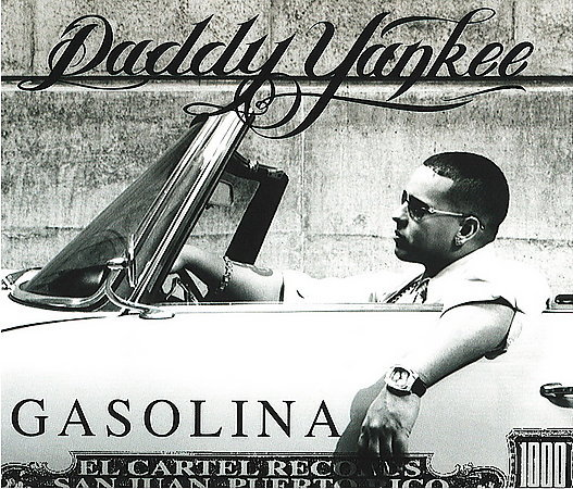 Gasolina [Maxi Single] by Daddy Yankee