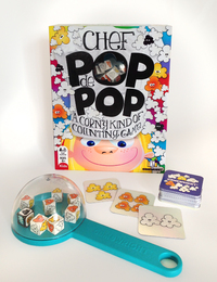 Chef Pop de Pop - A Corny Kind of Counting Game