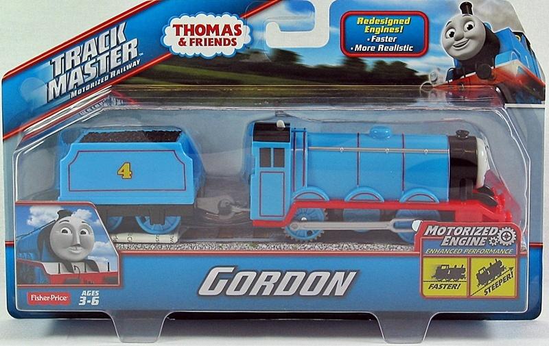 Thomas & Friends Track Master - Gordon image