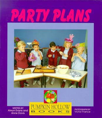 Party Plans by Anne Davis image