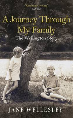 A Journey Through My Family by Jane Wellesley image