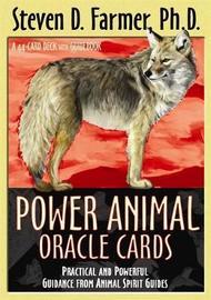 Power Animal Cards by Steven D. Farmer image
