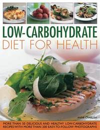 Low-carbohydrate Diet for Health by Anne Charlish image