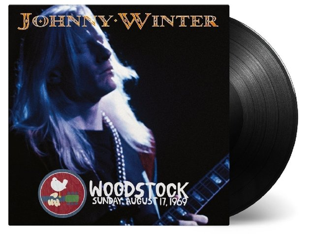 Woodstock Experience by Johnny Winter