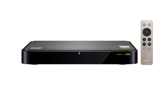 Qnap Hs-251+(2Gb) 2-Bay Turbonas (No Disk), Fanless, Intel 2.0-2.42Ghz, 2Gb Ram, 2Xgbe Lan, Sata Hdds, Usb 3.0, Hdmi