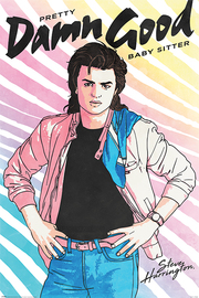 Stranger Things Maxi Poster - Steve Harrington (878)