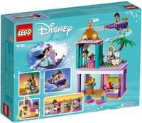 LEGO Disney - Aladdin & Jasmine's Palace Adventures (41161) image