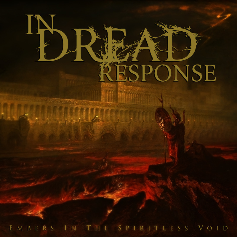 Embers In The Spiritless Void by In Dread Response image