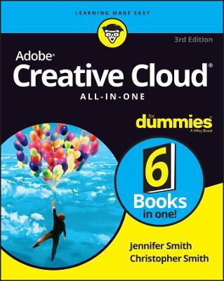 Adobe Creative Cloud All-in-One For Dummies image