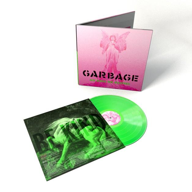 No Gods No Masters (Coloured Vinyl) by Garbage