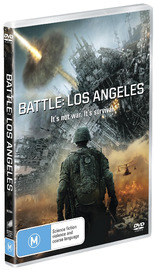 Battle: Los Angeles on DVD