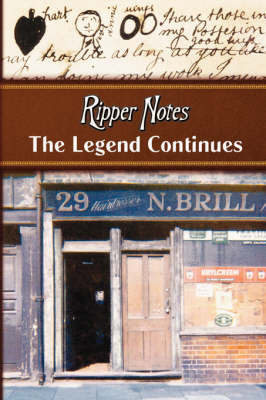 Ripper Notes by Dan Norder image