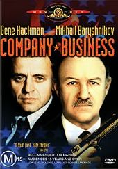 Company Business on DVD