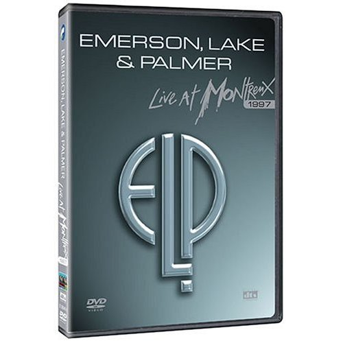 Emerson Lake And Palmer - Live At Montreux 1997 on DVD