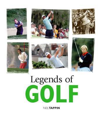 Legends of Golf by Neil Tappin